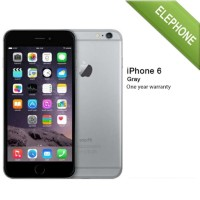 APPLE IPHONE 6 GRAY 16GB - GSM GARANSI DISTRIBUT hp handphone termurah