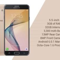 SAMSUNG GALAXY J7 PRIME + BONUS ANTI GORES ( GAR hp handphone termurah