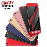 Vivo V5s/V5/V5 lite Full Cover Armor Baby Skin H hp handphone termurah