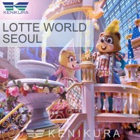 Harga lotte world seoul ticket dewasa adult south korea | antitipu.com