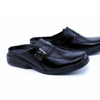 GAW 3255 sendal sepatu bustong pria half sandals garsel bandung