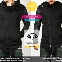 Jaket Sweater Black Sabre Agent