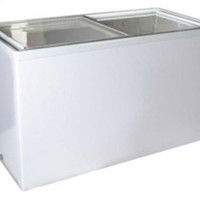 RSA XS-200 Sliding Flat Glass Freezer [171 Liter FRE ONGKIR JABODEBEK