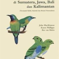 Buku Panduan lapangan Burung-burung di Sumatra,Jawa,,Bali,Kalimantan