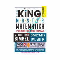 THE KING MASTER MATEMATIKA SMP