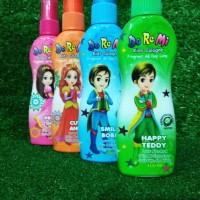 parfum doremi kids spray cologne 100ml
