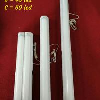 lampu emergency led