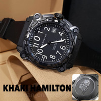 Jam tangan Hamilton Garde Quality super premium
