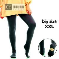 legging wudhu big size XXL simple bahan adem model malaika