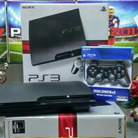 PS3 SLIM HDD 500GB MULTIMAN CPW TERBARU FRE REQUET GAME HARGA PROMO