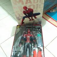 Hot toys amazing spiderman 2 bib