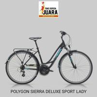 SEPEDA POLYGON SIERRA DELUXE SPORT LADY CTB 700C ALLOY
