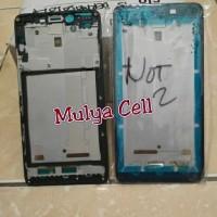 FRAME LCD BEZEL TULANG CASING RANGKA KERANGKA HP XIAOMI REDMI NOTE 2