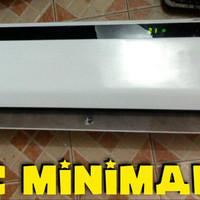 Kipas AC Minimalis Cooler Type 1,5PK Hemat Listrik 17 WATT