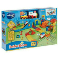 [GO-SEND] Vtech toot-toot drivers train station