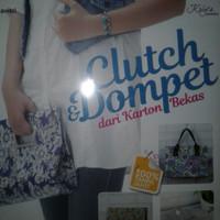 buku clutch & dompet dari