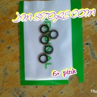 RING KAMERA KACA KAMERA RING CAMERA IPHONE 6+ 6 PLUS ORI WARNA PINK