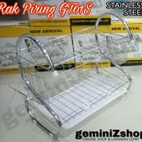 Rak Piring GT01 Stainless Steel