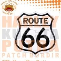 Jaket Kulit Parka Jaket Harley Davidson Patch Atribut Bordir Series 25