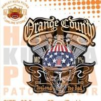 Jaket Kulit Levis Jaket Harley Davidson Patch Atribut Bordir Series 35