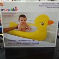 Munchkin White Hot Inflatable Tub (Duck)