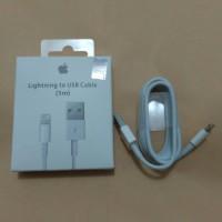 Kabel Data Lightning Apple iPhone 5 / 6 USB Cable iPad Mini
