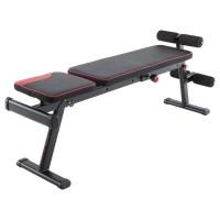 kursi weight bench press adjustable abs bangku alat fitness gym fitnes