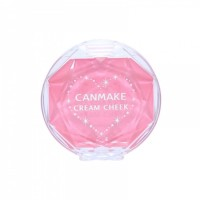 Canmake Cream Cheek Blush On CL06 - Warna Pastel-Pipi Merona Alami