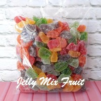 Jelly fruit mix / jelly buah / permen Jelly