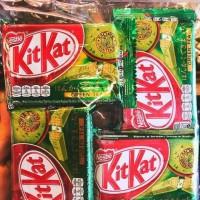 Kitkat Greentea 4F Isi 12