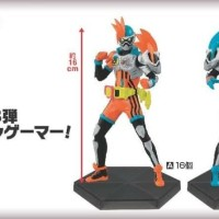 DXF Kamen Rider EX Aid Mighty Brother A n B