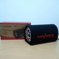 Speaker subwoofer Advance T101 KF Ac/Dc Bass Power,Garansi resmi ADVAN