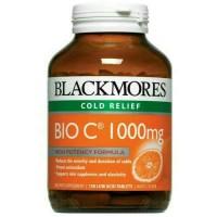 blackmores bio c 1000 mg cold relief vitamin c vit c 1000mg 150 tabs