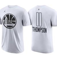 T-Shirt Kaos Basket NBA All Star Golden State Warriors Game Time