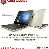 HP PAVILION 14 X360-BA136TX Gen 8 Gold