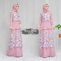 GAMIS SYARI VILEA by Queenalabels ORIGINAL BRANDED