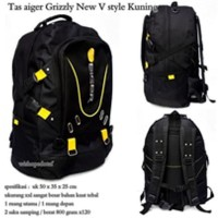 Harga tas pria back pack eiger grizzly tas ransel pria terbaru   Hargalu.com
