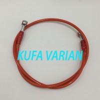 Kabel Selang Rem Depan Motor Universal Ukuran 1,3 meter / 130 cm