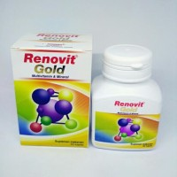 Kapsul Multivitamin Renovit Gold