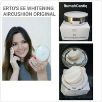 ERTOS EE Whitening Aircushion BPOM/ ERTO'S Cushion/Bedak Ertos Cushion