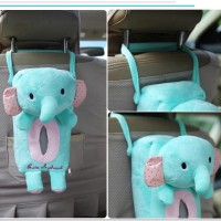 Tempat Tisu / Tissue Belakang Jok Mobil Motif Melody Mobil Tisse box