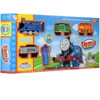 Mainan Kereta Thomas Tomis The Big Family Remote Control