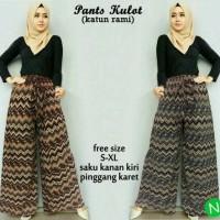 60346 pants kulot/celana kulot muslim/celana muslim/celana wanita
