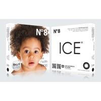 [Free Ongkir] ICE N8 BLACK by Softlens Exoticon X2 (BIG EYES)