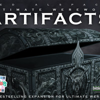 Ultimate Werewolf Artifact 2nd Edition