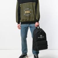 BALENCIAGA Explorer backpack Tas Punggung Original