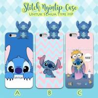 Case Stitch 3D - Semua Tipe - Samsung iPhone Xiaomi Asus Xperia Oppo..