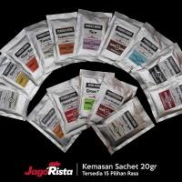(Sachet) Premium Gold 15 Rasa ( Bubuk Minuman / Bubble Drink Powder )