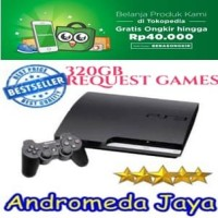 PS3 PS3 SONY PLAYSTATION 3 SLIM OFW 320GB REQUEST GAMES