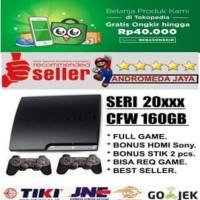 Sony Ps3 slim 160GB CFW